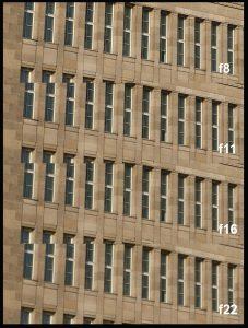 D850 Diffraction