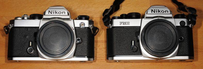 Nikon FM FM2
