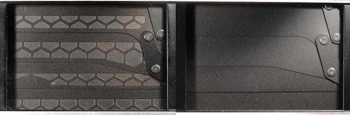 Nikon Verschluss Titan und Aluminium
